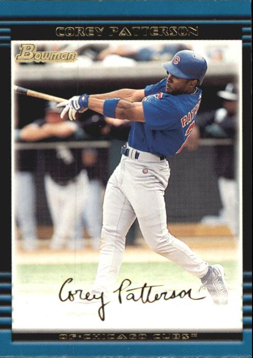 2002 Bowman Gold #138 Corey Patterson