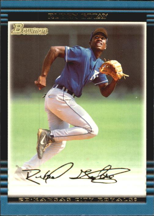 2002 Bowman Gold #161 Ruben Gotay