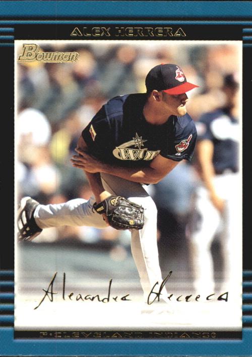 2002 Bowman Gold #439 Alex Herrera