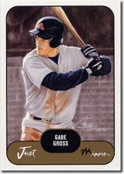 2002 Just Prospects #16 Gabe Gross