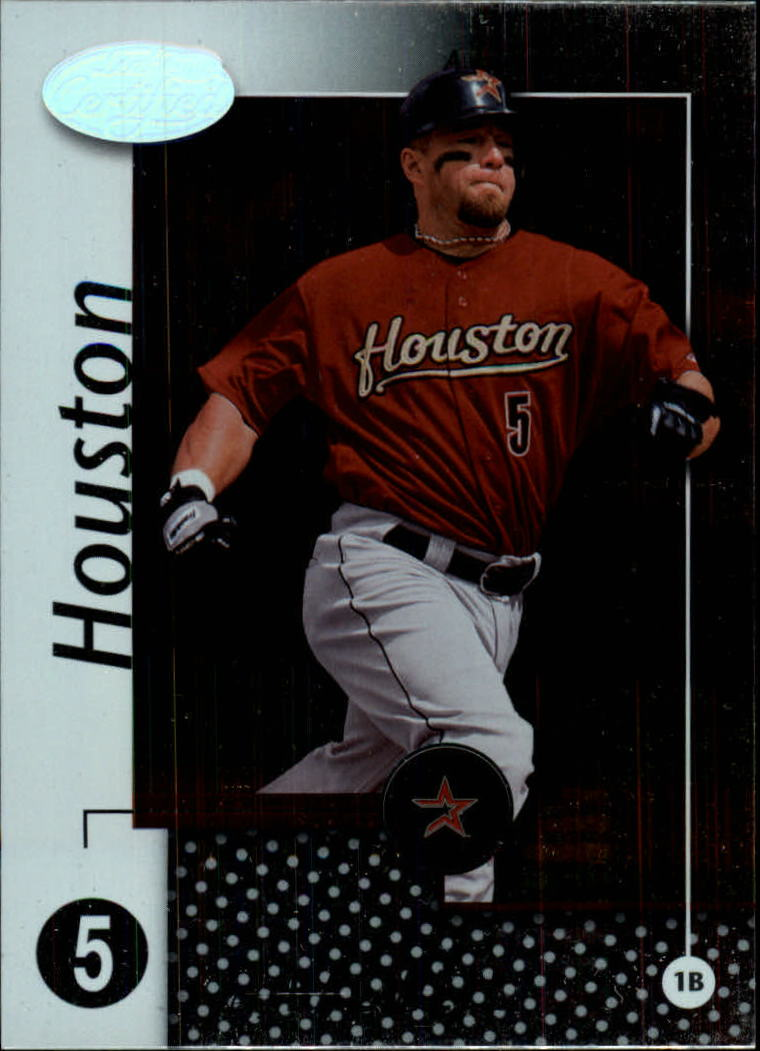 2002 Leaf Certified #86 Jeff Bagwell