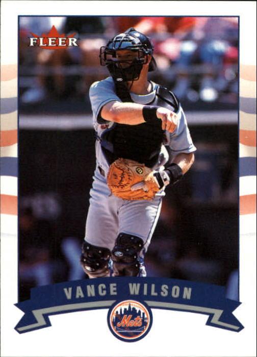 2002 Fleer #362 Vance Wilson