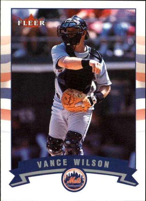 2002 Fleer Gold Backs #362 Vance Wilson