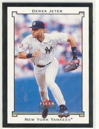 2002 Fleer Premium #2 Derek Jeter