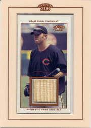 2002 Topps 206 Relics #AD3 Adam Dunn Bat C3