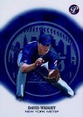 2002 Topps Pristine #166 David Wright C RC