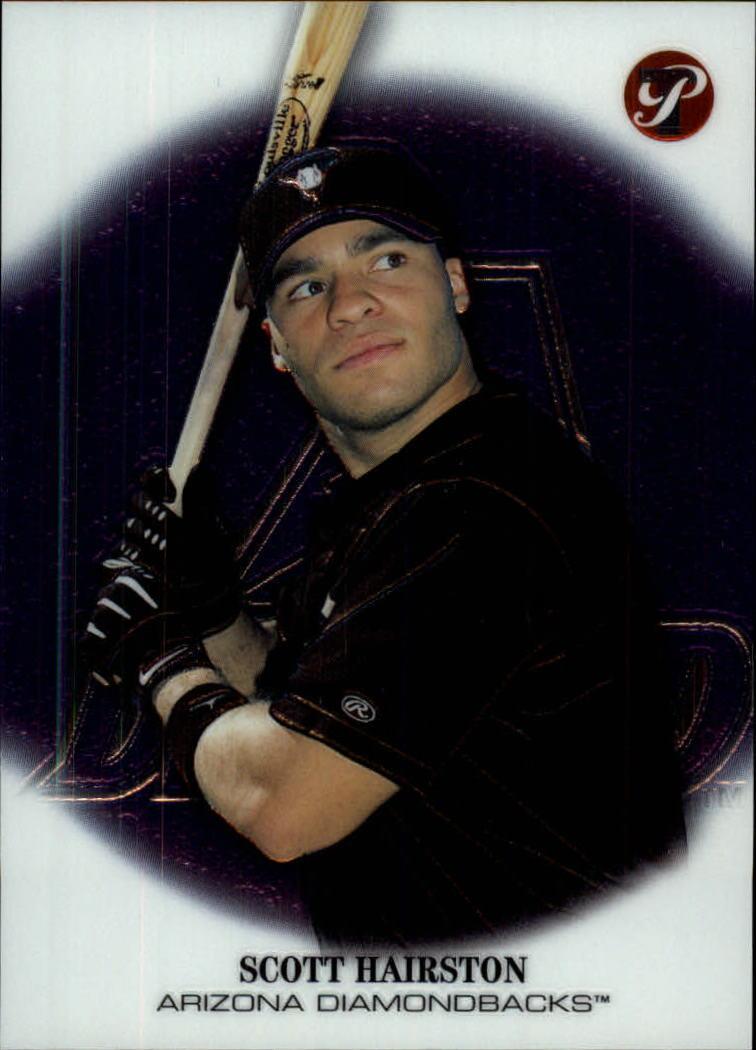 2002 Topps Pristine #169 Scott Hairston C RC