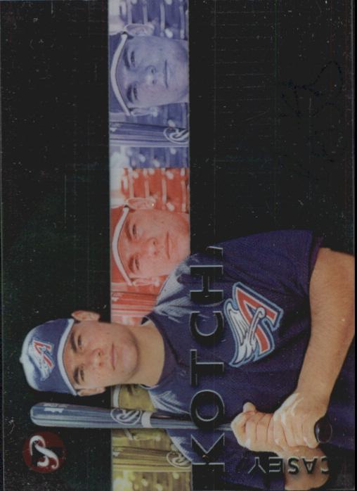 2002 Topps Pristine Personal Endorsements #CK Casey Kotchman E