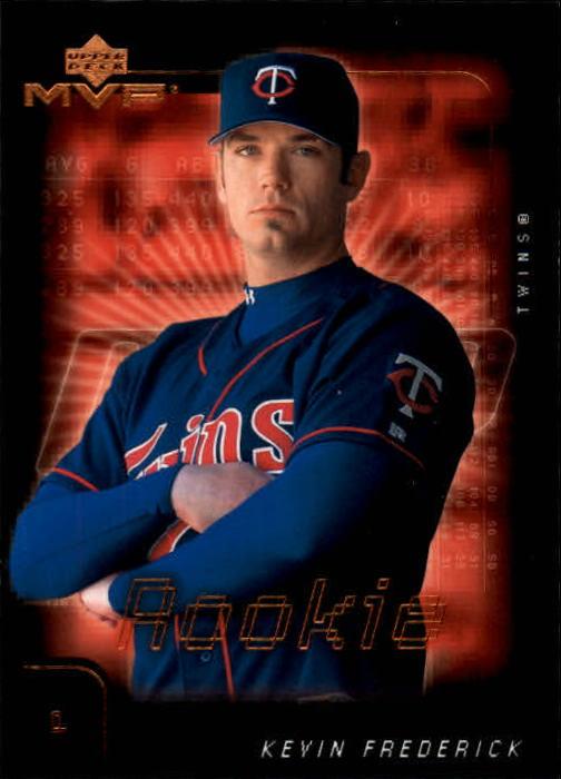 2002 Upper Deck MVP #116 Kevin Frederick RC