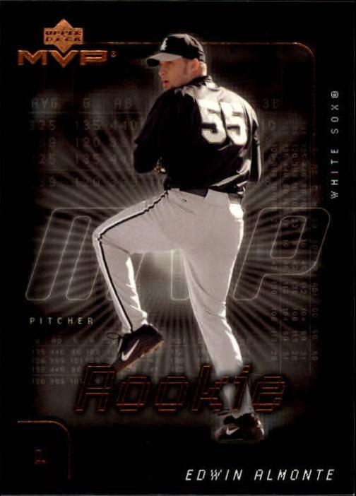 2002 Upper Deck MVP #124 Edwin Almonte RC