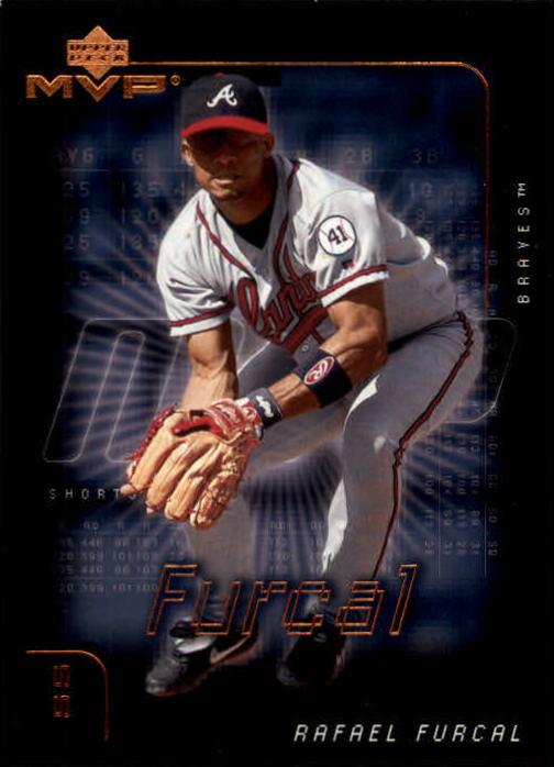 2002 Upper Deck MVP #150 Rafael Furcal