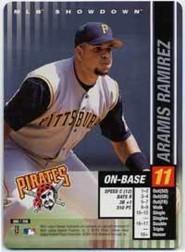 2002 MLB Showdown #266 Aramis Ramirez