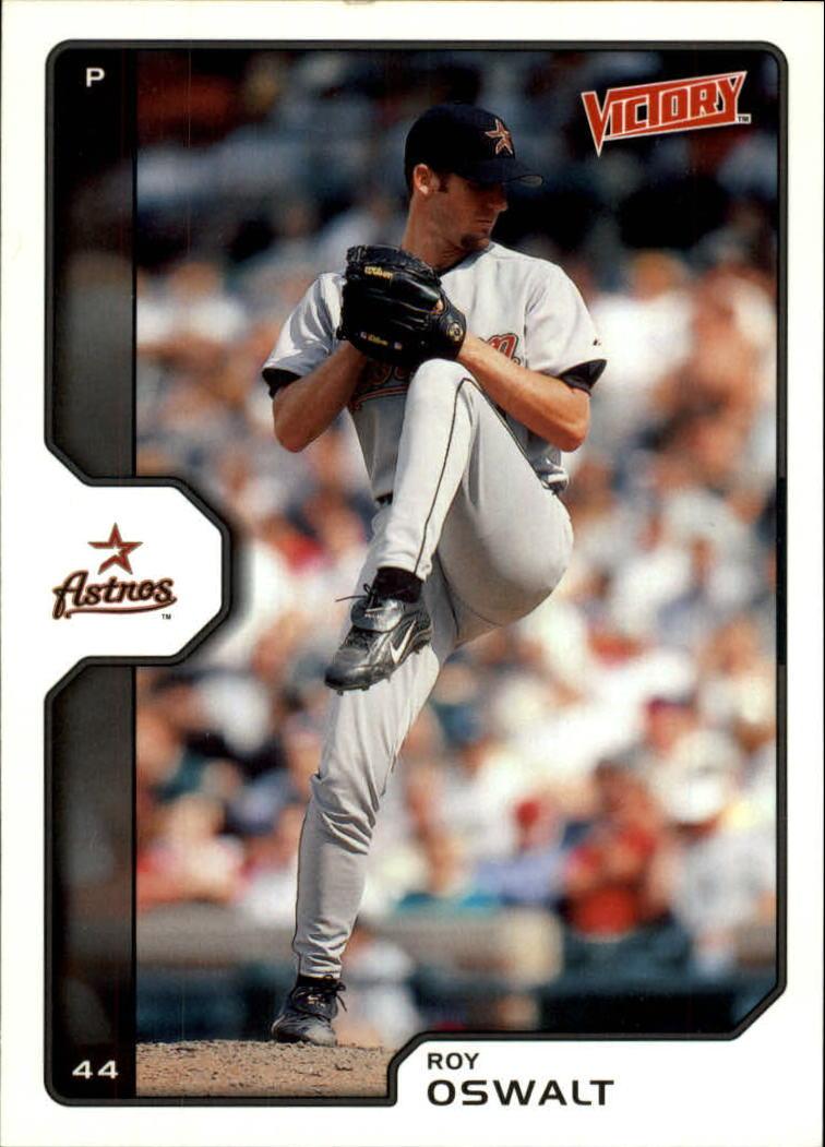 2002 Upper Deck Victory #243 Roy Oswalt