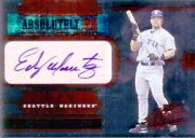2003 Absolute Memorabilia Absolutely Ink #AI5 Edgar Martinez