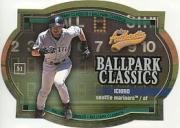 2003 Fleer Authentix Ballpark Classics #10 Ichiro Suzuki