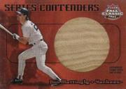 2003 Fleer Fall Classics Series Contenders Bat Knobs #DM Don Mattingly/9