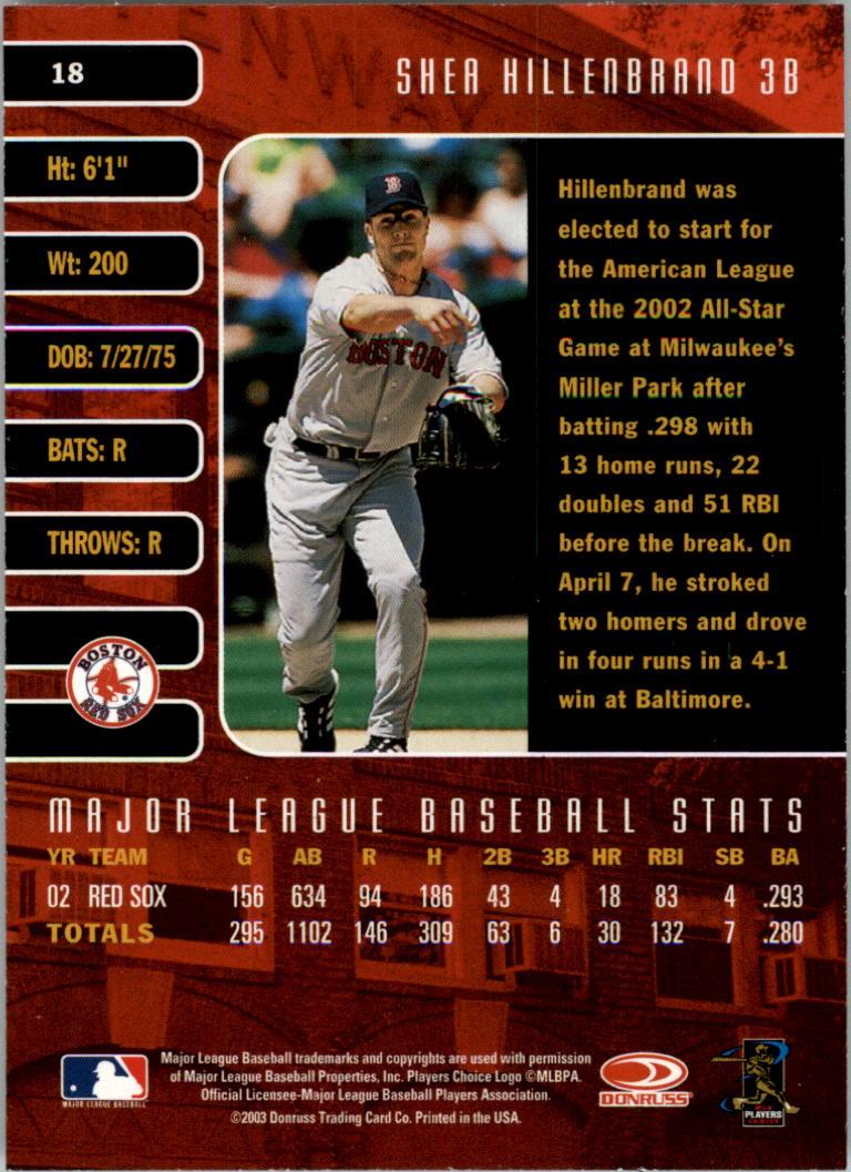 2002 Studio Stars Baseball #1-49 Your Choice *GOTBASEBALLCARDS