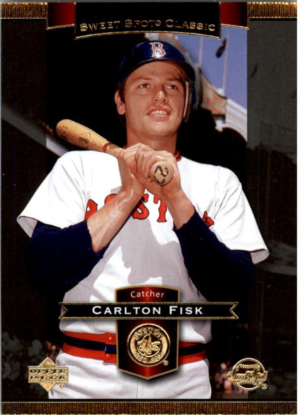 2003 Sweet Spot Classics #11 Carlton Fisk