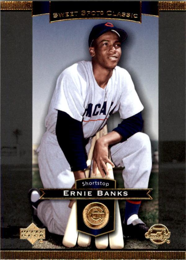 2003 Sweet Spot Classics #30 Ernie Banks