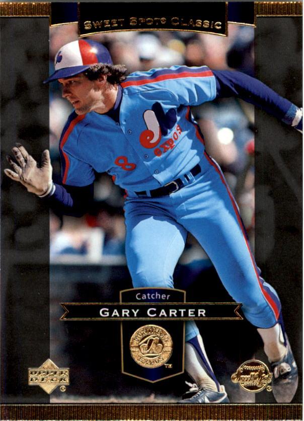 2003 Sweet Spot Classics #33 Gary Carter