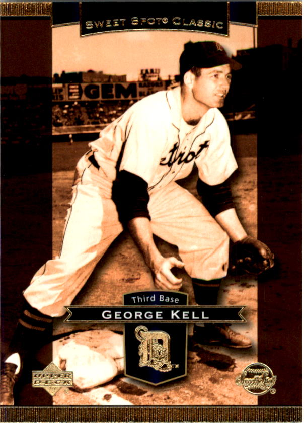 2003 Sweet Spot Classics #36 George Kell