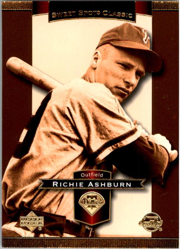 2003 Sweet Spot Classics #71 Richie Ashburn