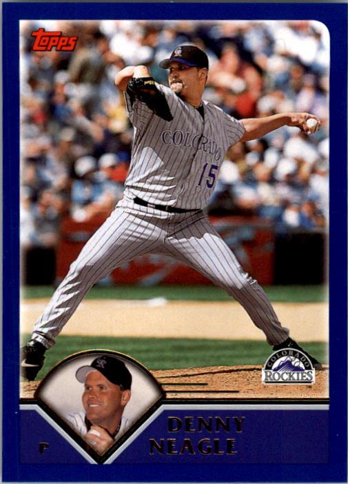 Buy 2003 Topps Sports Cards Online Baseball Card Value