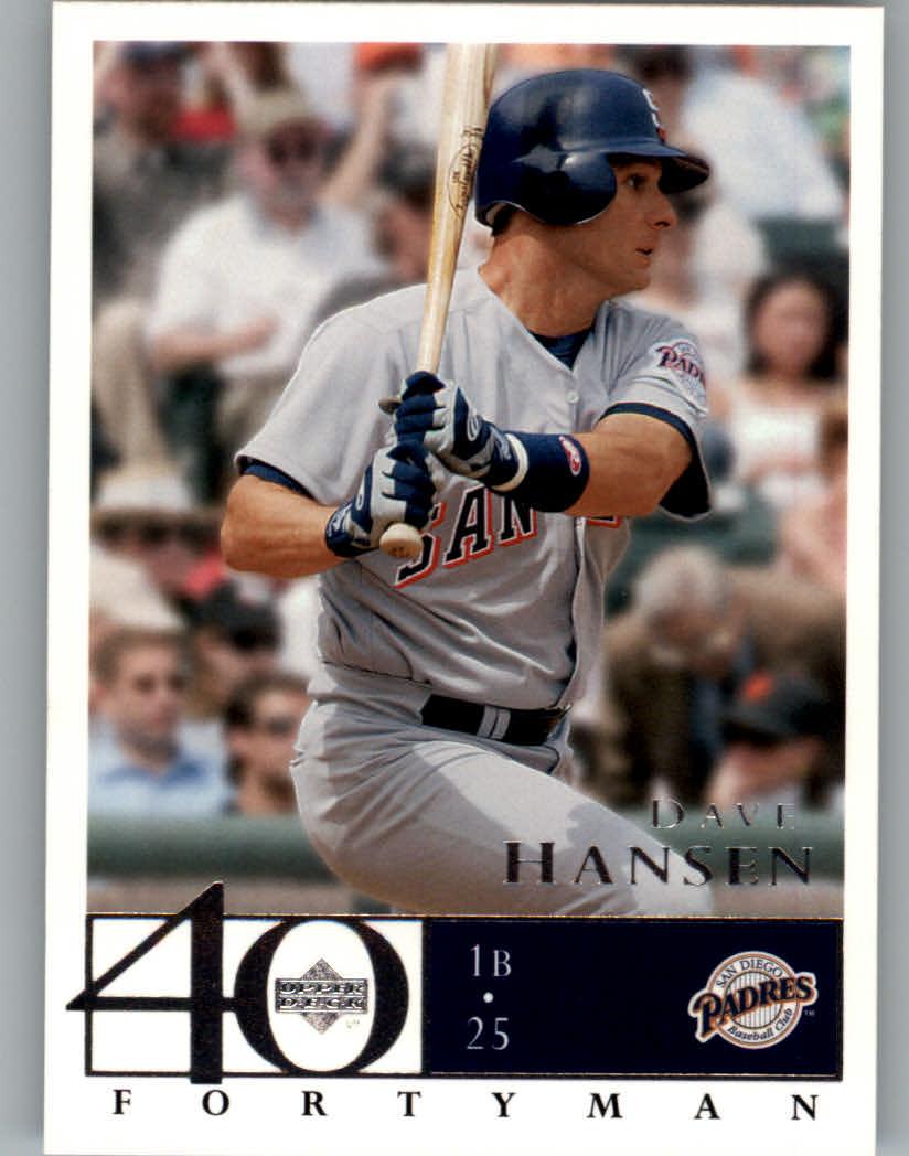 2003 Upper Deck 40-Man #648 Dave Hansen