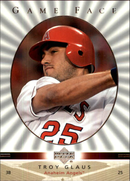 2003 Upper Deck Game Face #5 Troy Glaus SP