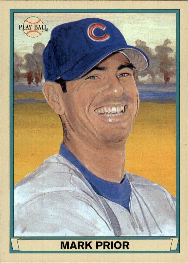 2003 Upper Deck Play Ball #16 Mark Prior