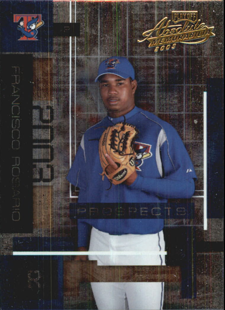 2003 Absolute Memorabilia #161 Francisco Rosario ROO RC