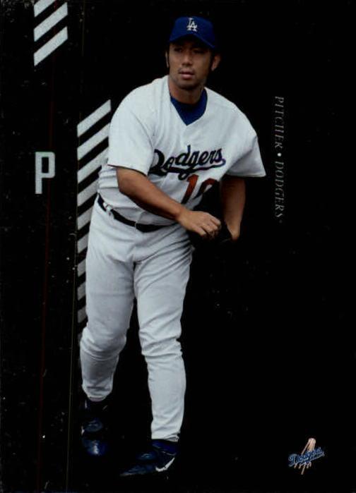 2003 Leaf Limited #14 H.Nomo Dodgers