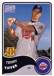 2003 Bazooka #176 Terry Tiffee RC