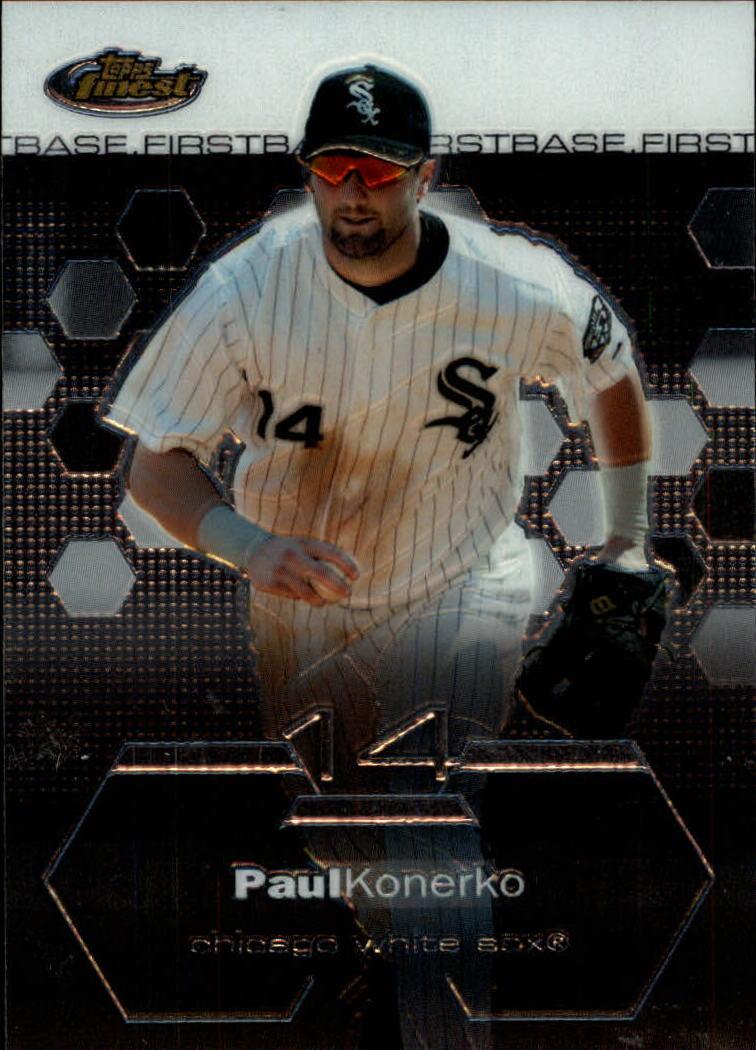 2003 Finest #2 Paul Konerko