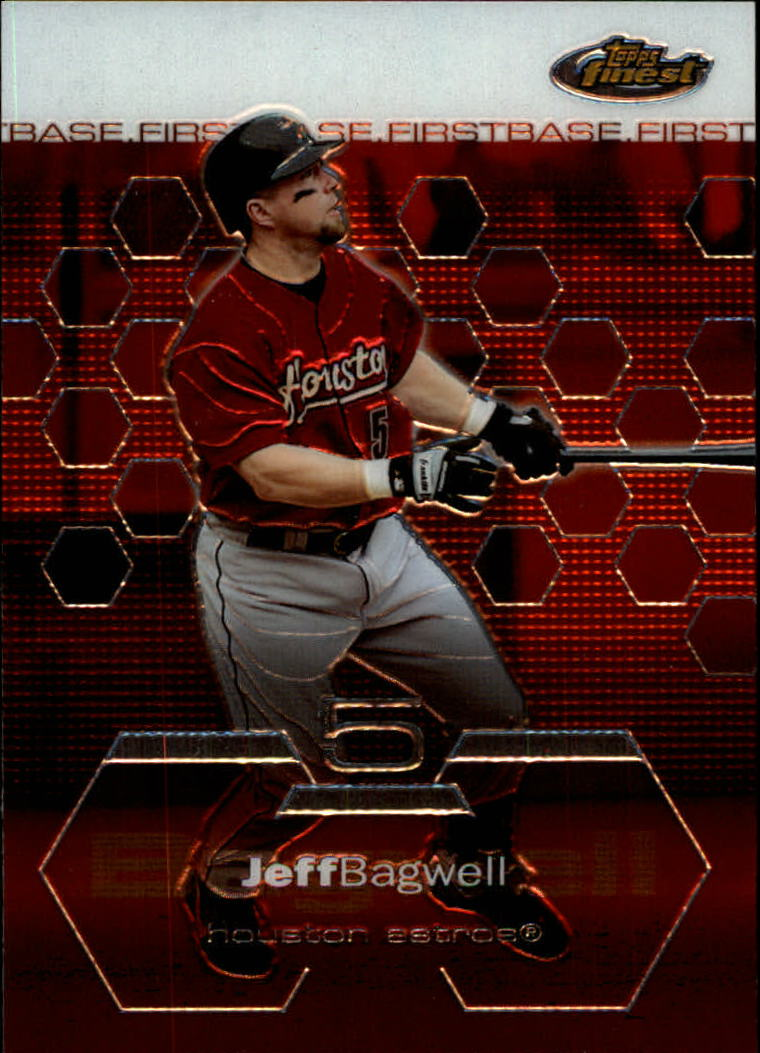 2003 Finest #85 Jeff Bagwell