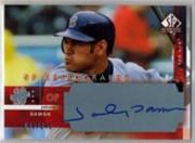 2003 SP Authentic Chirography #JD Johnny Damon/245