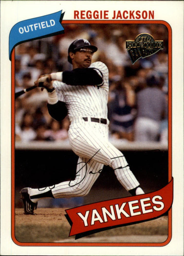 2003 Topps All-Time Fan Favorites #70 Reggie Jackson