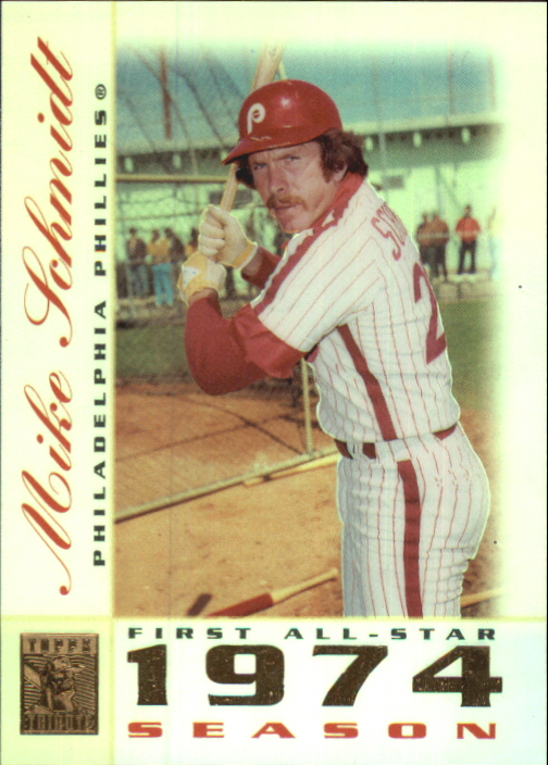 2003 Topps Tribute Perennial All-Star #11 Mike Schmidt