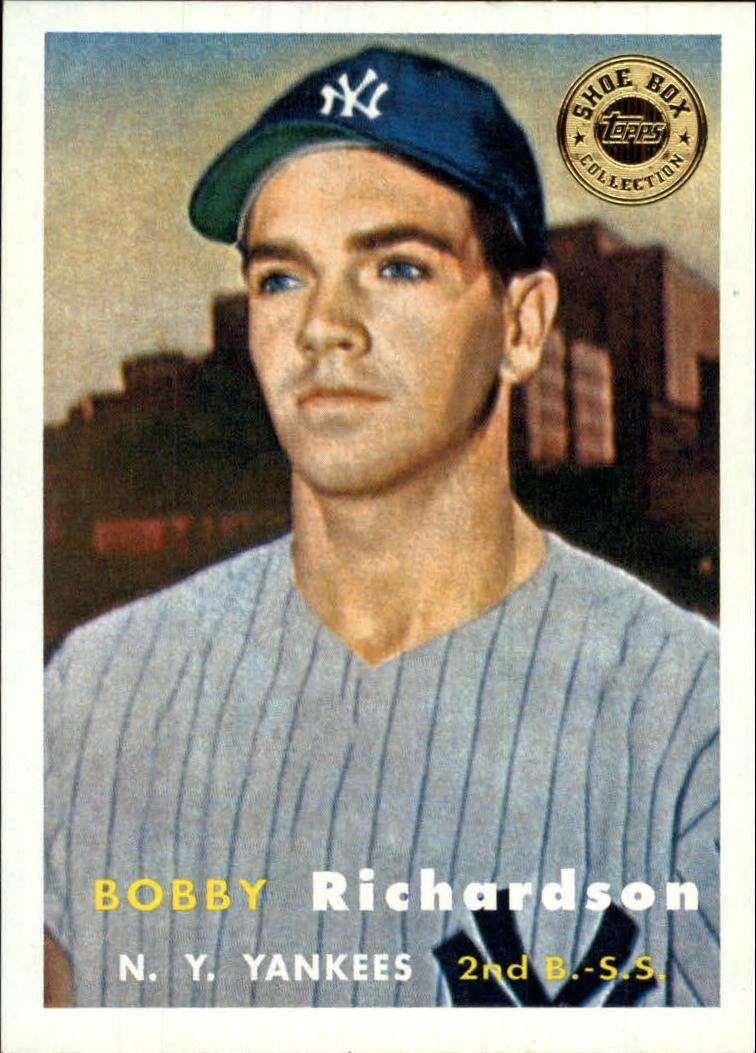2003 Topps Shoebox #19 Bobby Richardson