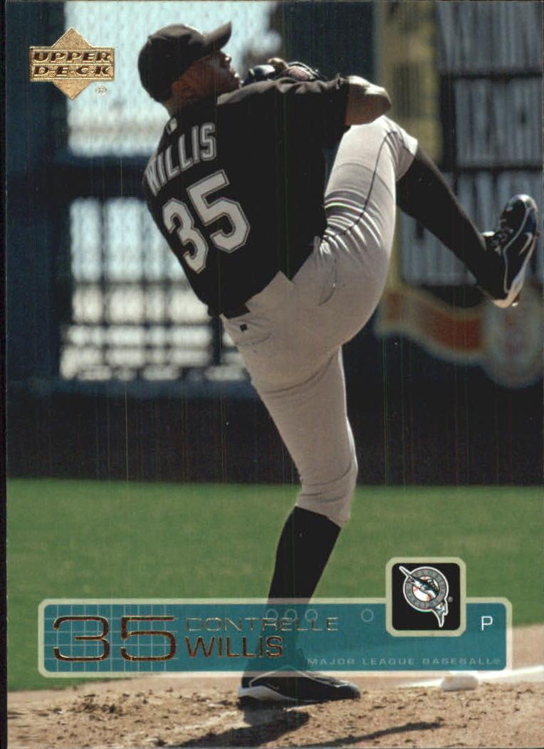 2003 Upper Deck Gold #545 Dontrelle Willis