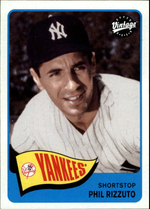 2003 Upper Deck Vintage #218 Phil Rizzuto