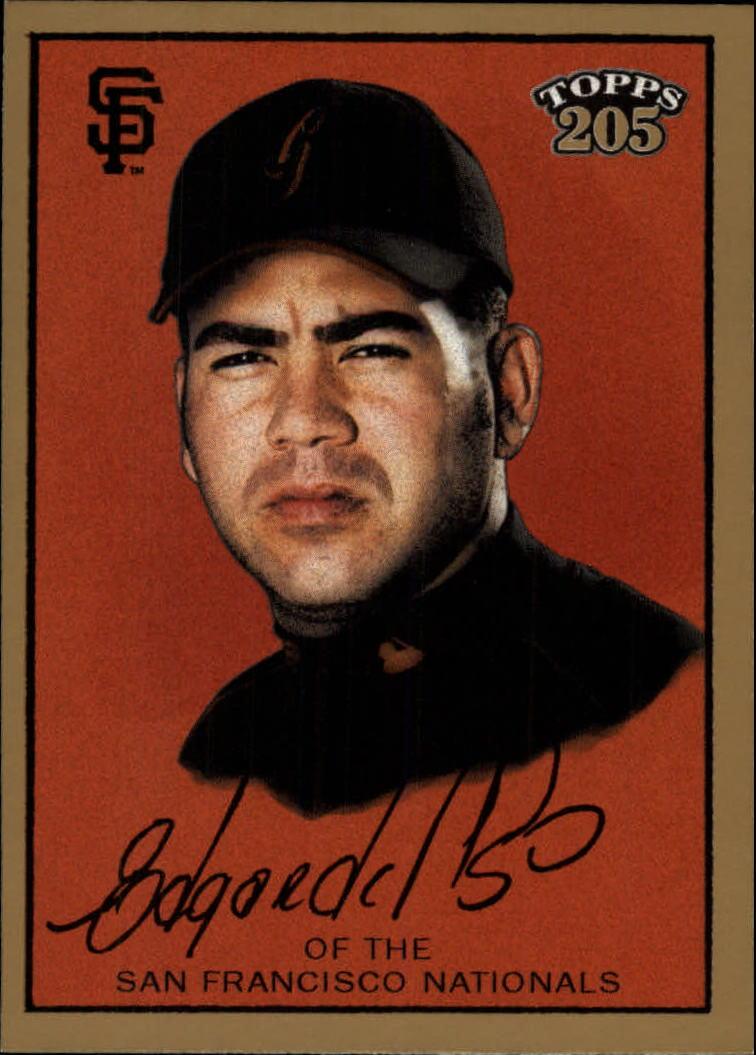 2003 Topps 205 #9 Edgardo Alfonzo