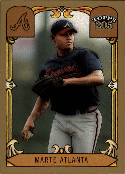2003 Topps 205 #132 Andy Marte FY RC
