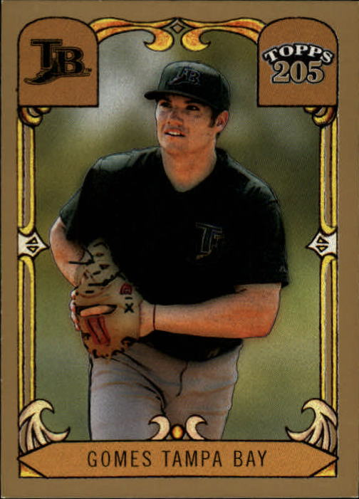 2003 Topps 205 #140 Joey Gomes FY RC
