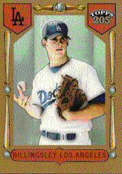 2003 Topps 205 #177 Chad Billingsley FY SP RC