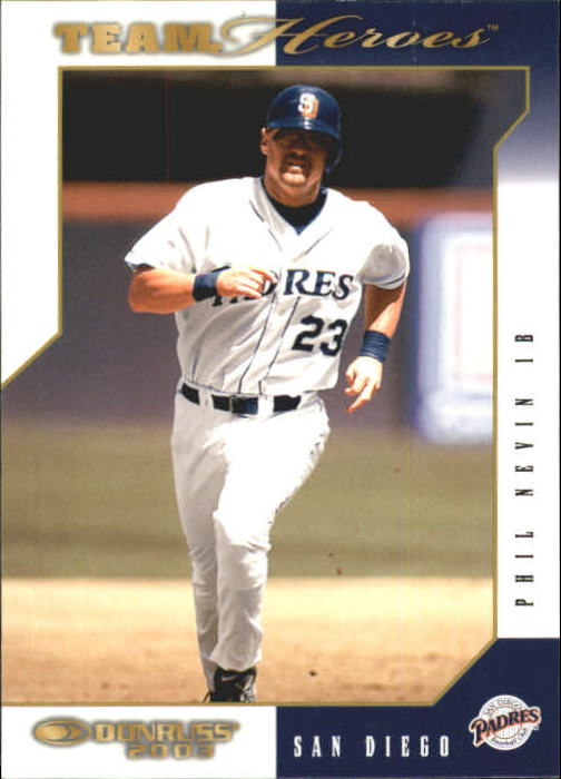 2003 Donruss Team Heroes #428 Phil Nevin