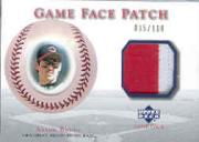 2003 Upper Deck Game Face Patch #AB Aaron Boone