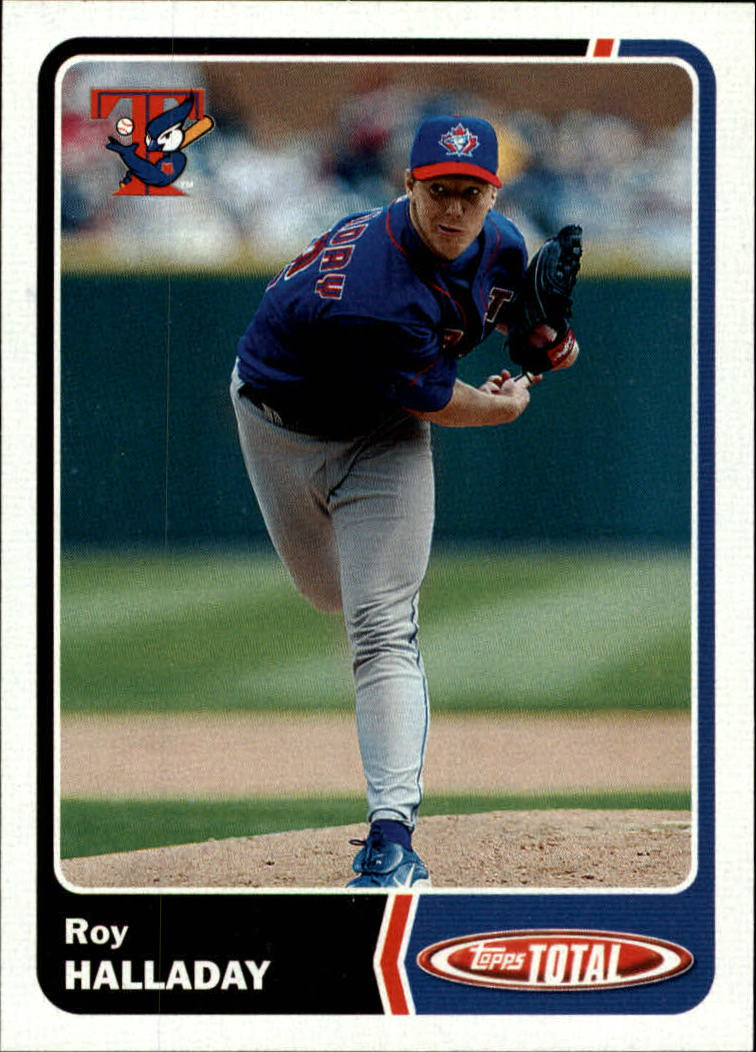 2003 Topps Total #655 Roy Halladay