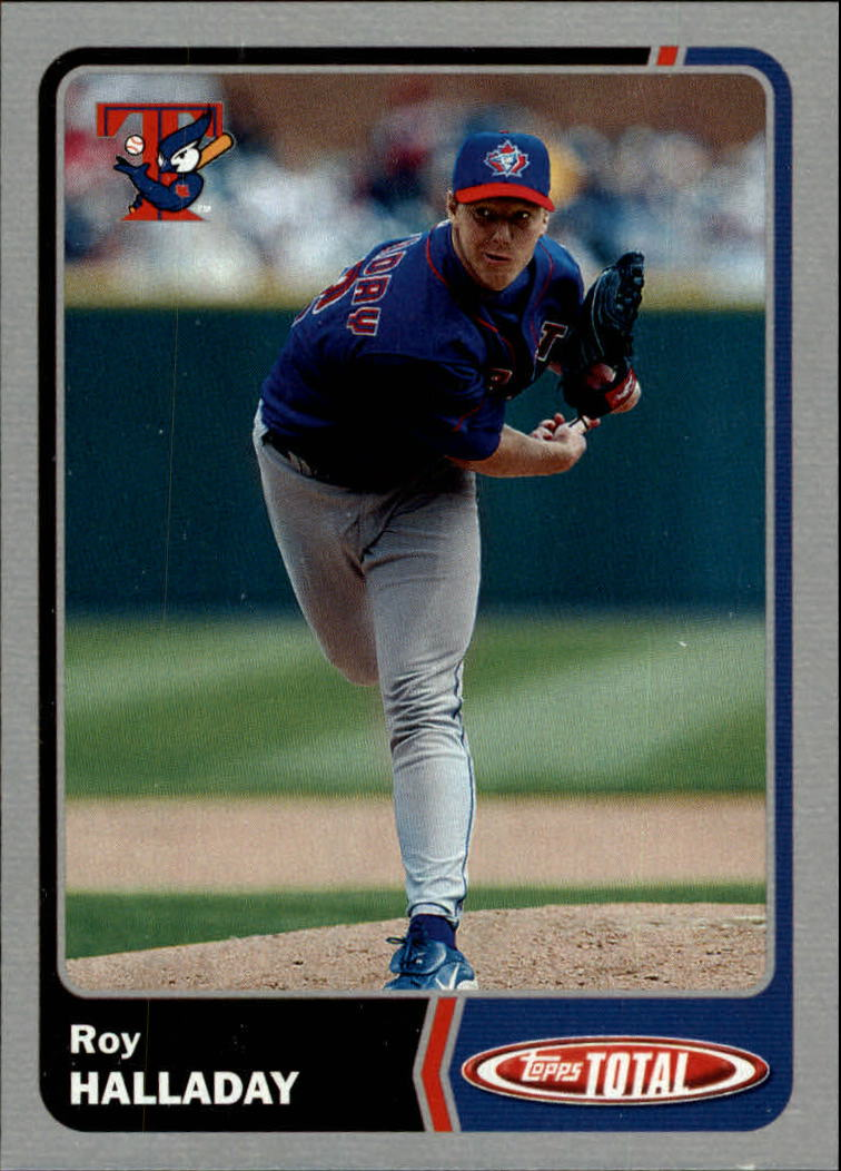 2003 Topps Total Silver #655 Roy Halladay