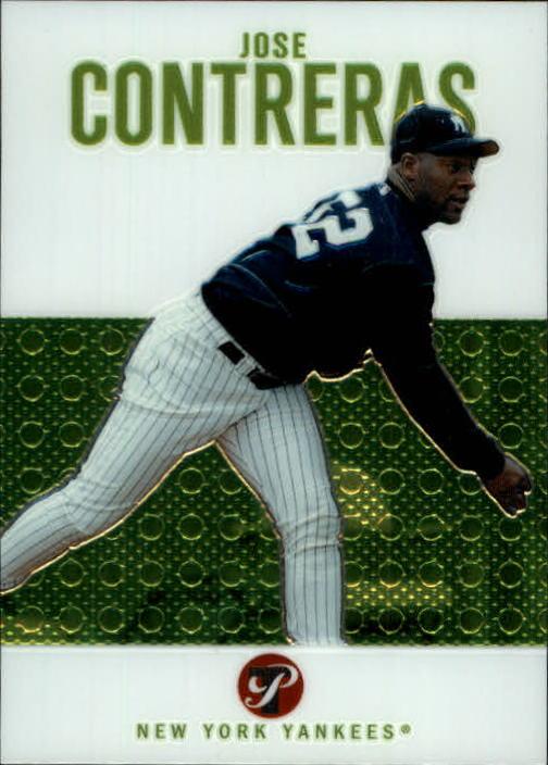 2003 Topps Pristine #101 Jose Contreras C RC